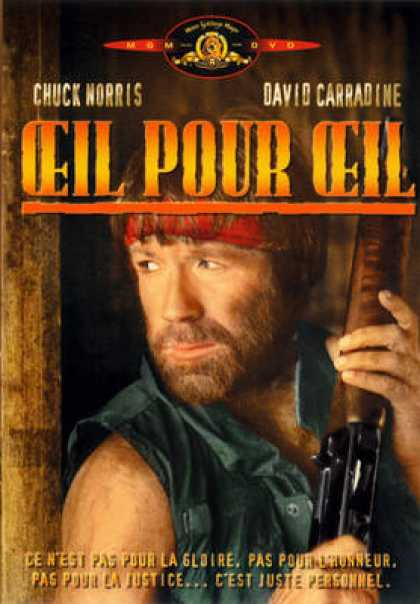 French DVDs - Lone Wolf McQuade