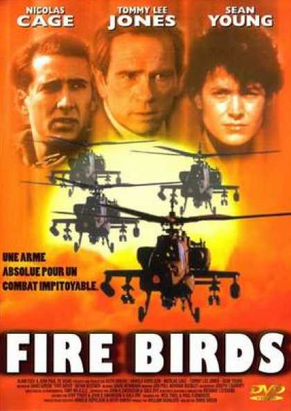 French DVDs - Fire Birds