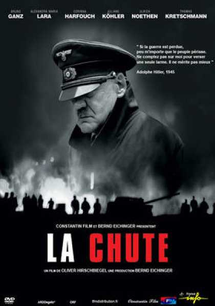 French DVDs - La Chute