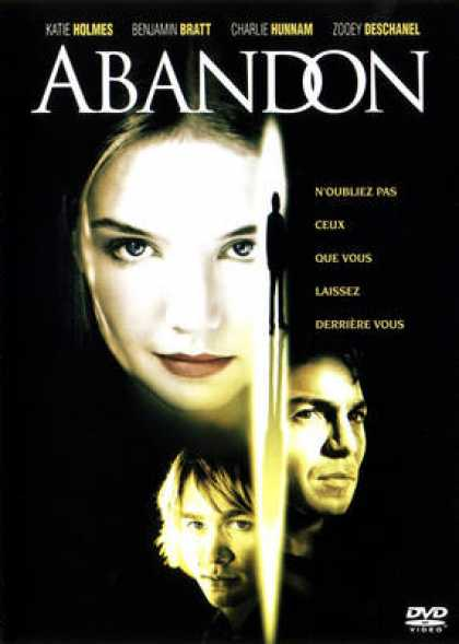 French DVDs - Abandon
