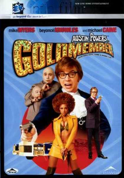 French DVDs - Austin Powers Goldmember French Canadian