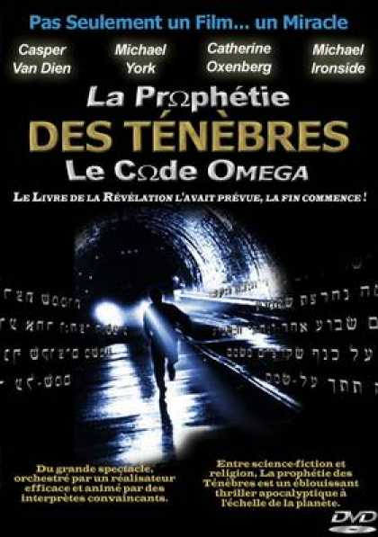 French DVDs - The Omega Code