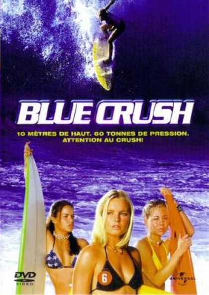 French DVDs - Blue Crush