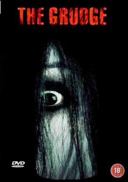 French DVDs - The Grudge