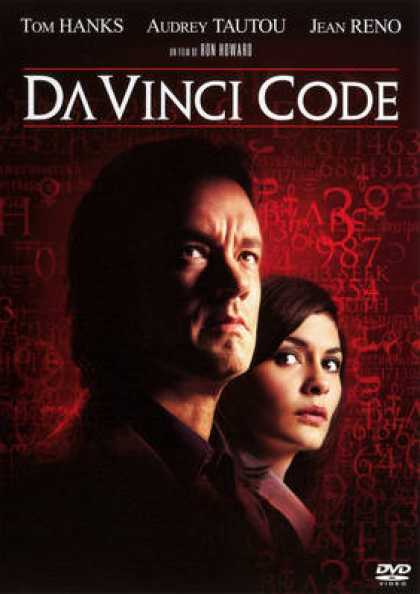French DVDs - Da Vinci Code