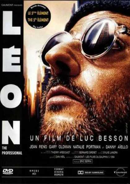French DVDs - Leon