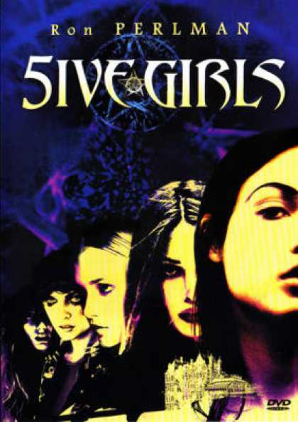 French DVDs - 5ive Girls