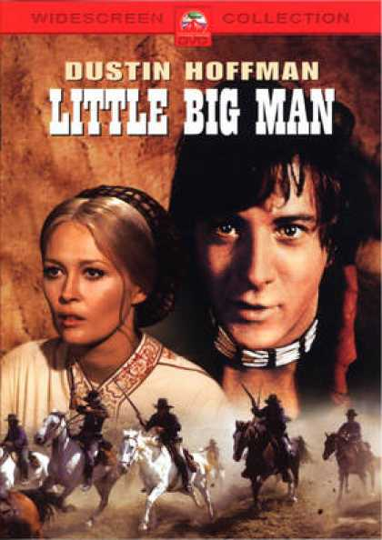 French DVDs - Little Big Man