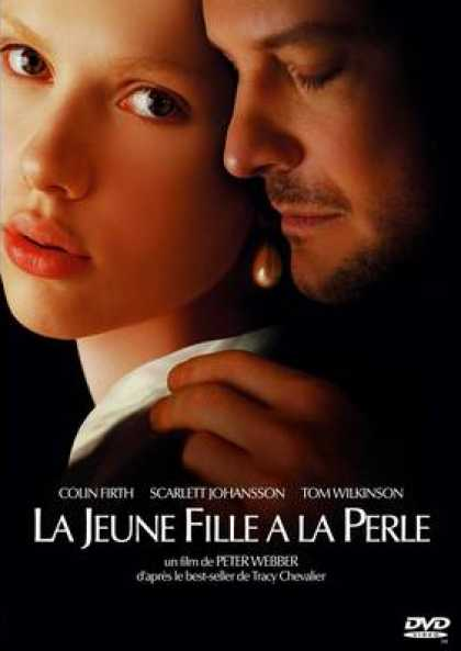 French DVDs - Girl With A Pearl Earring