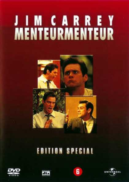 French DVDs - Menteur Menteur