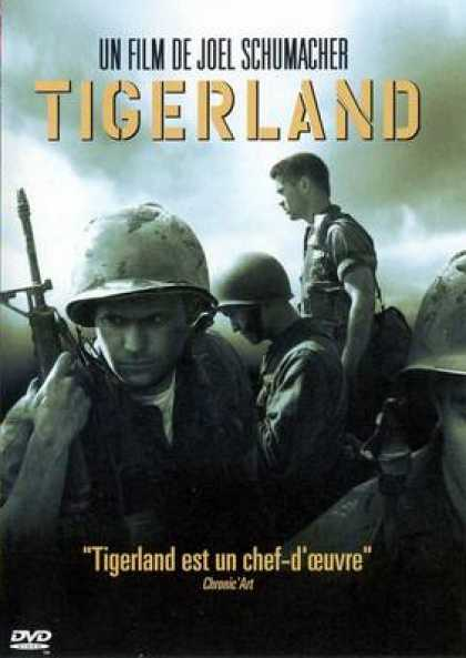 French DVDs - Tigerland