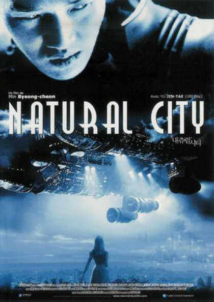 French DVDs - Natural City