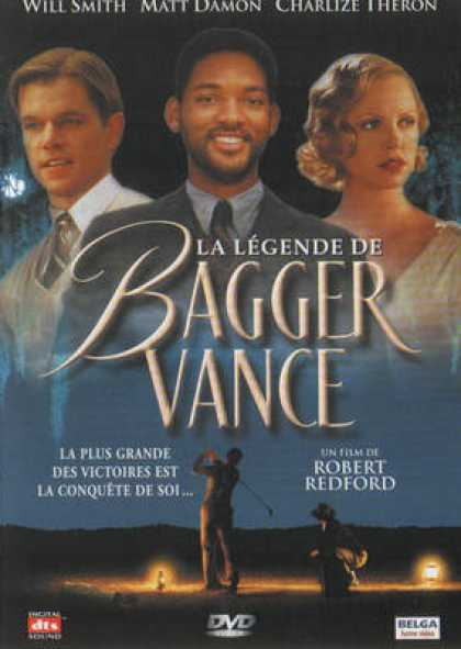French DVDs - La Legende De Bagger Vance