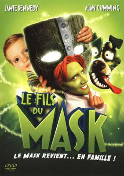 French DVDs - Son Of The Mask