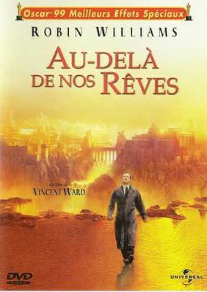 French DVDs - Robin Wiiliams Au Dela De Nos Reves