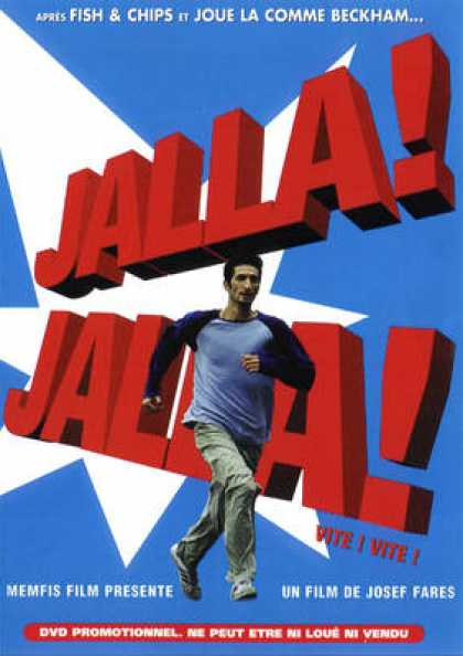 French DVDs - Jalla Jalla