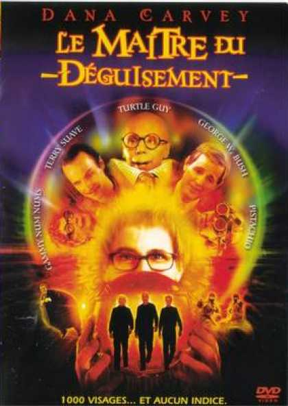 French DVDs - The Master Of Disguise