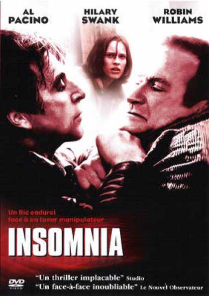 French DVDs - Insomnia