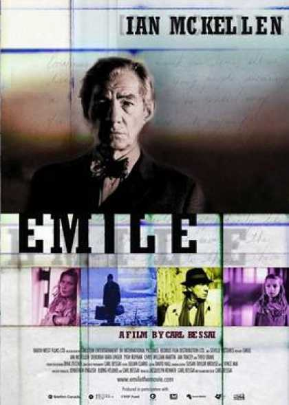 French DVDs - Emile
