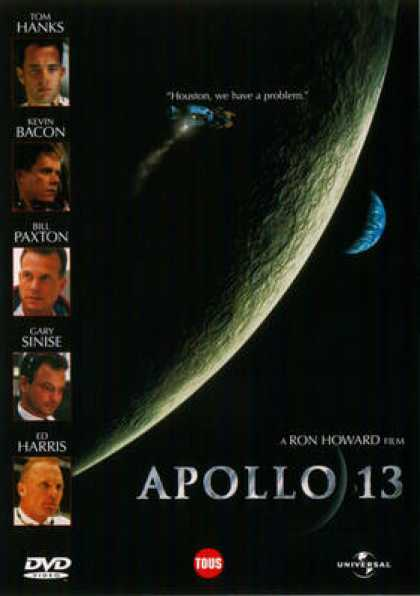 French DVDs - Apollo 13