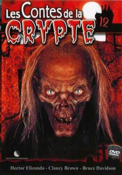 French DVDs - Tales From The Crypt French Vol 12