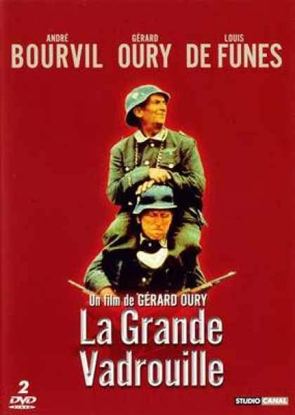 French DVDs - La Grande Vadrouille