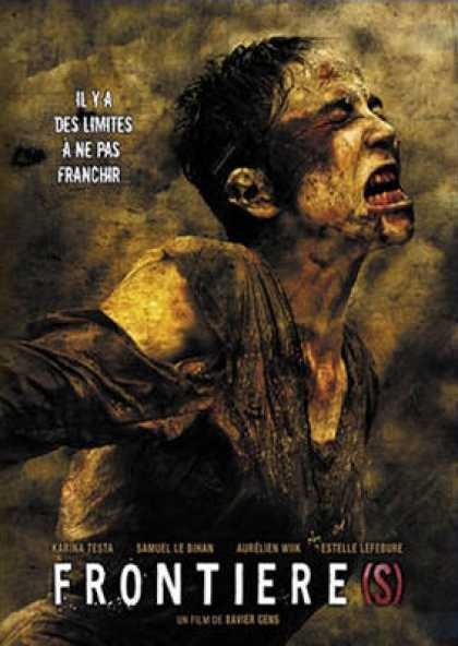 French DVDs - Frontier(s) 2007