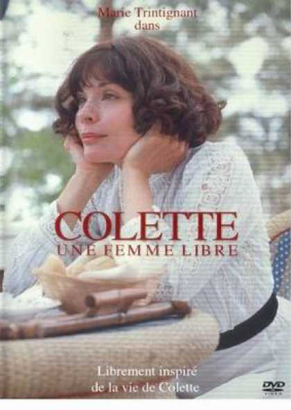 French DVDs - Colette