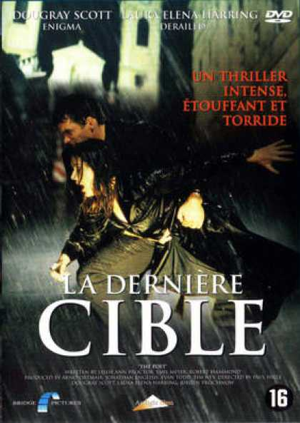 French DVDs - La Derniere Cible