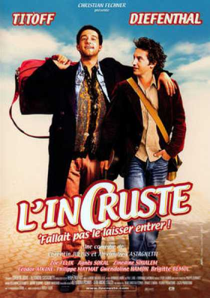 French DVDs - L' Incruste