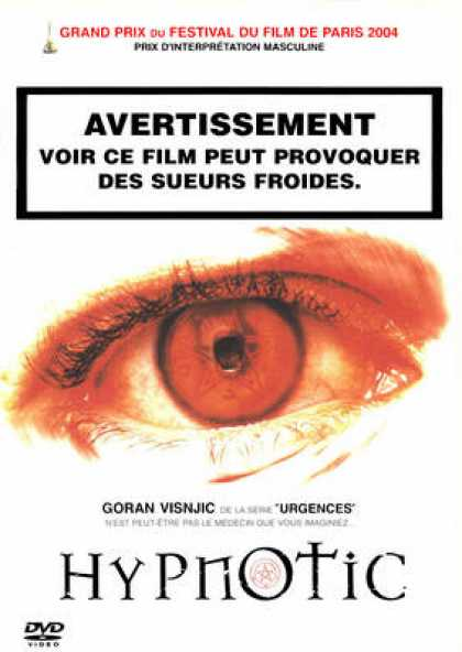 French DVDs - Hypnotic