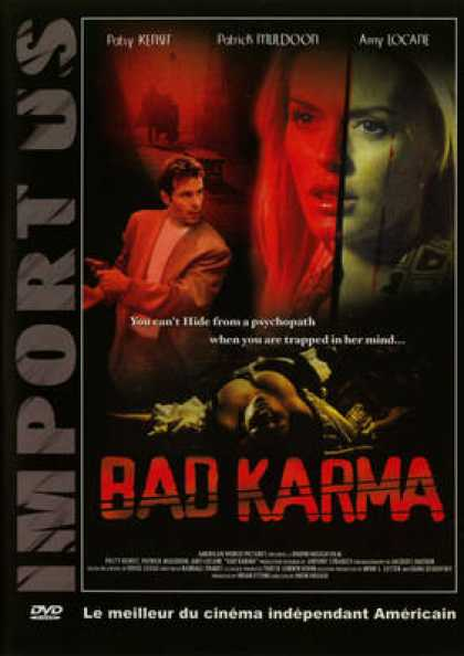 French DVDs - Bad Karma