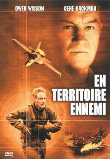 French DVDs - Behind Enemy Lines