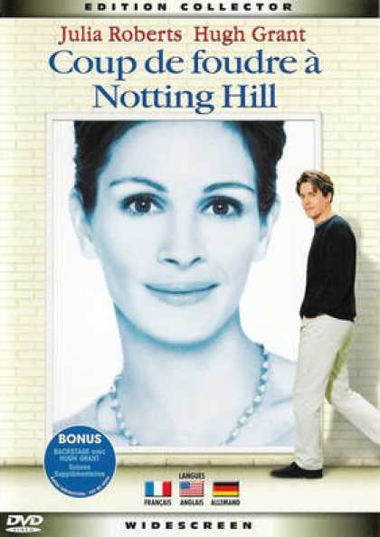 French DVDs - Notting Hill CE