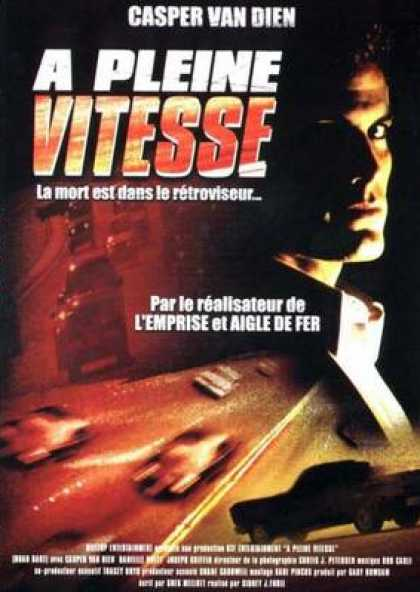 French DVDs - The Tracker