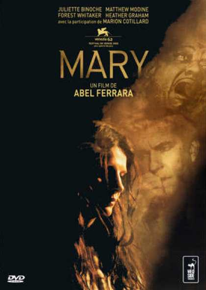French DVDs - Mary