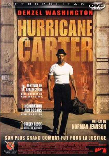 French DVDs - The Hurricane