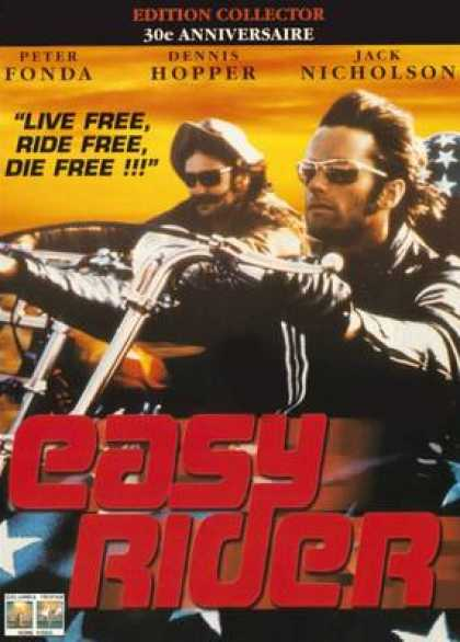 French DVDs - Easy Rider