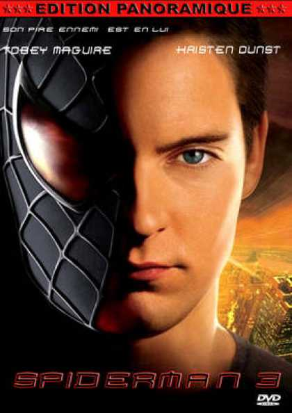 French DVDs - Spider-Man 3