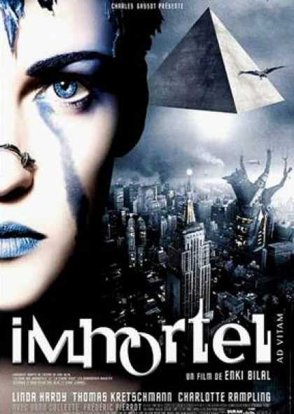 French DVDs - Immortal