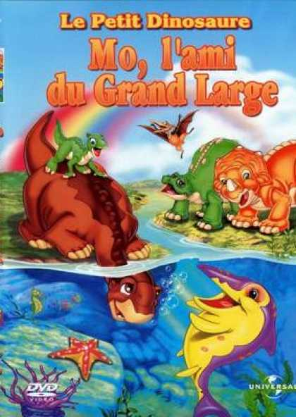 French DVDs - The Land Before Time 9
