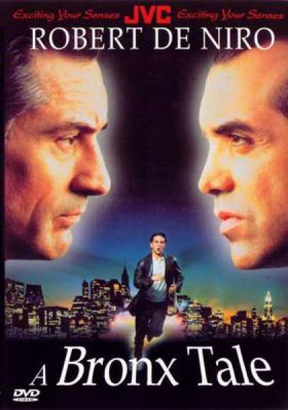 French DVDs - A Bronx Tale