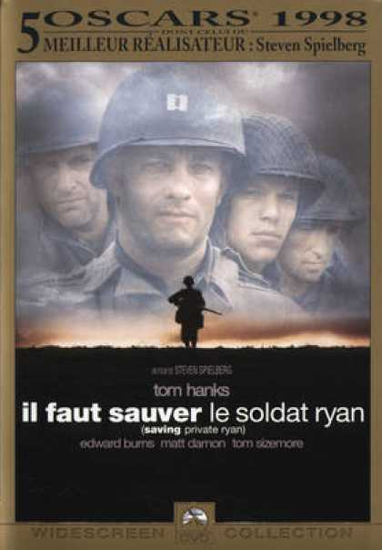 French DVDs - Saving Private Ryan