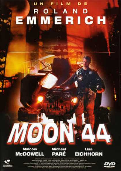French DVDs - Moon 44