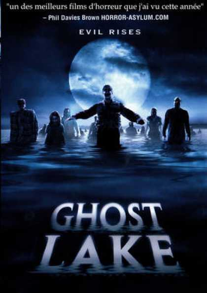 French DVDs - Ghost Lake