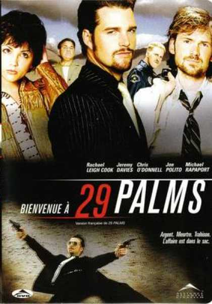 French DVDs - 29 Palms