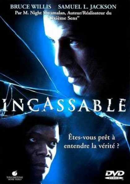 French DVDs - Unbreakable