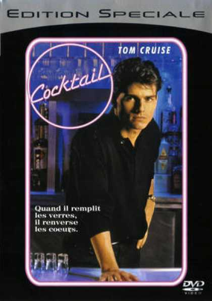 French DVDs - Cocktail