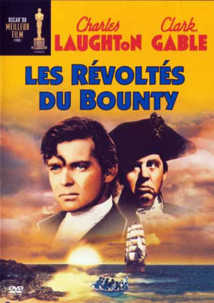 French DVDs - Les Revoltes Du Bounty