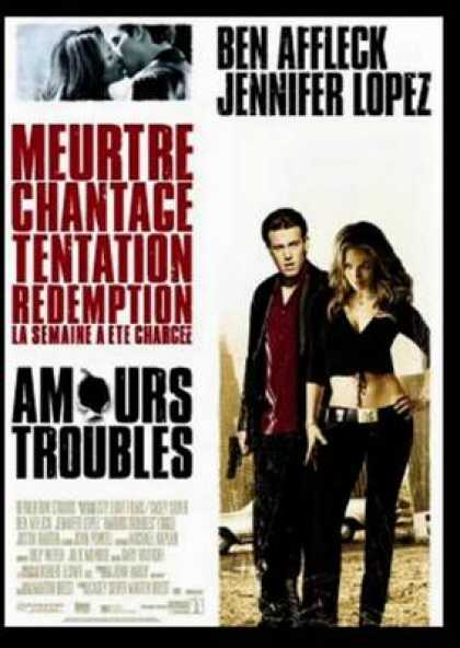 French DVDs - Gigli